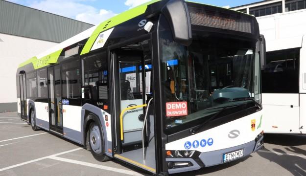 Solaris Urbino Hybrid