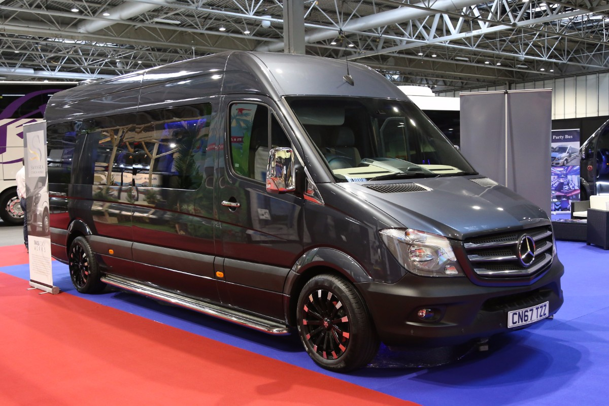 Swansea Coachworks conversion
