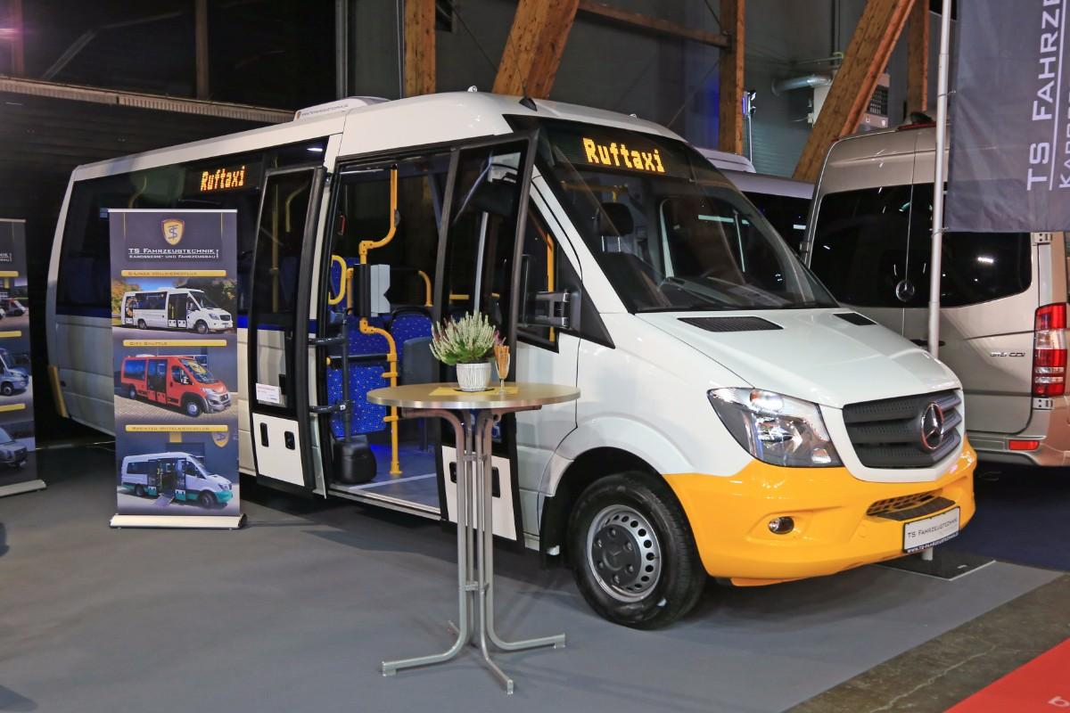 TS Fahrzeugtechnik Sprinter S-Liner