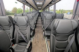 NATIONAL EXPRESS NEW COACH LAUNCH - Caetano Levante III