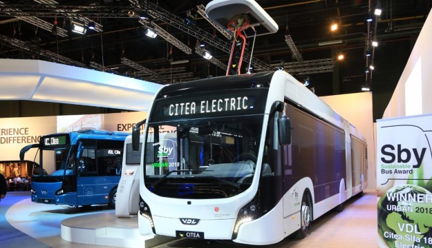 VDL Citea articulated electric