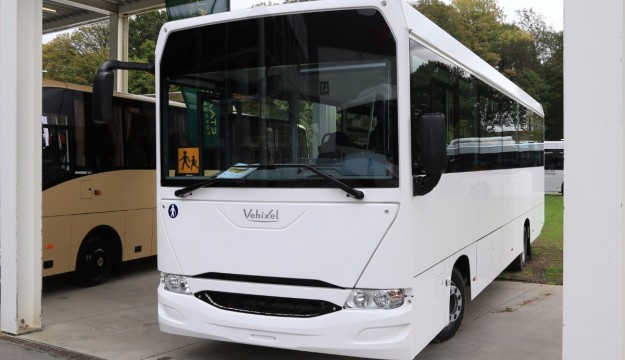Vehixel school bus