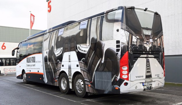 Volvo 9700 create your own