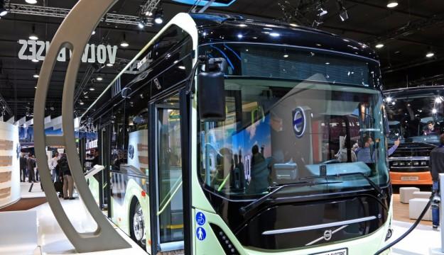 Volvo New 7900 Electric