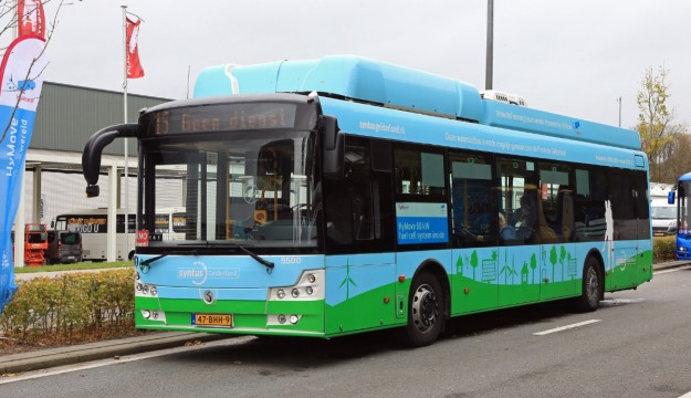 Xiehl-Abegg Hymove fuel cell electric