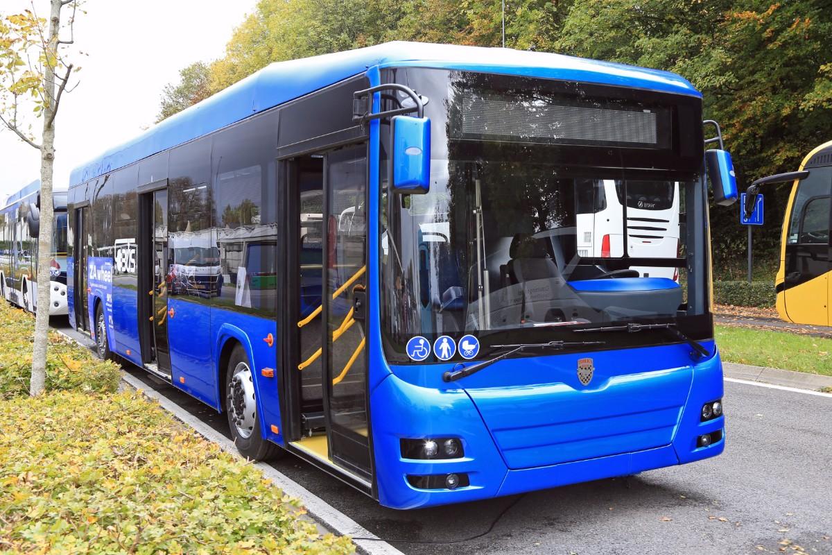 Ziehl-Abegg Troliga Bus