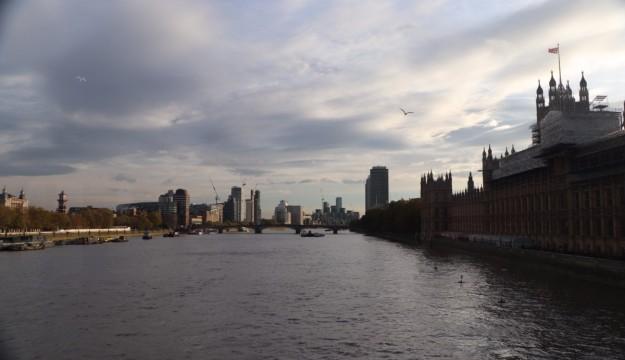 Lambeth Bridge from Westminster Bridge