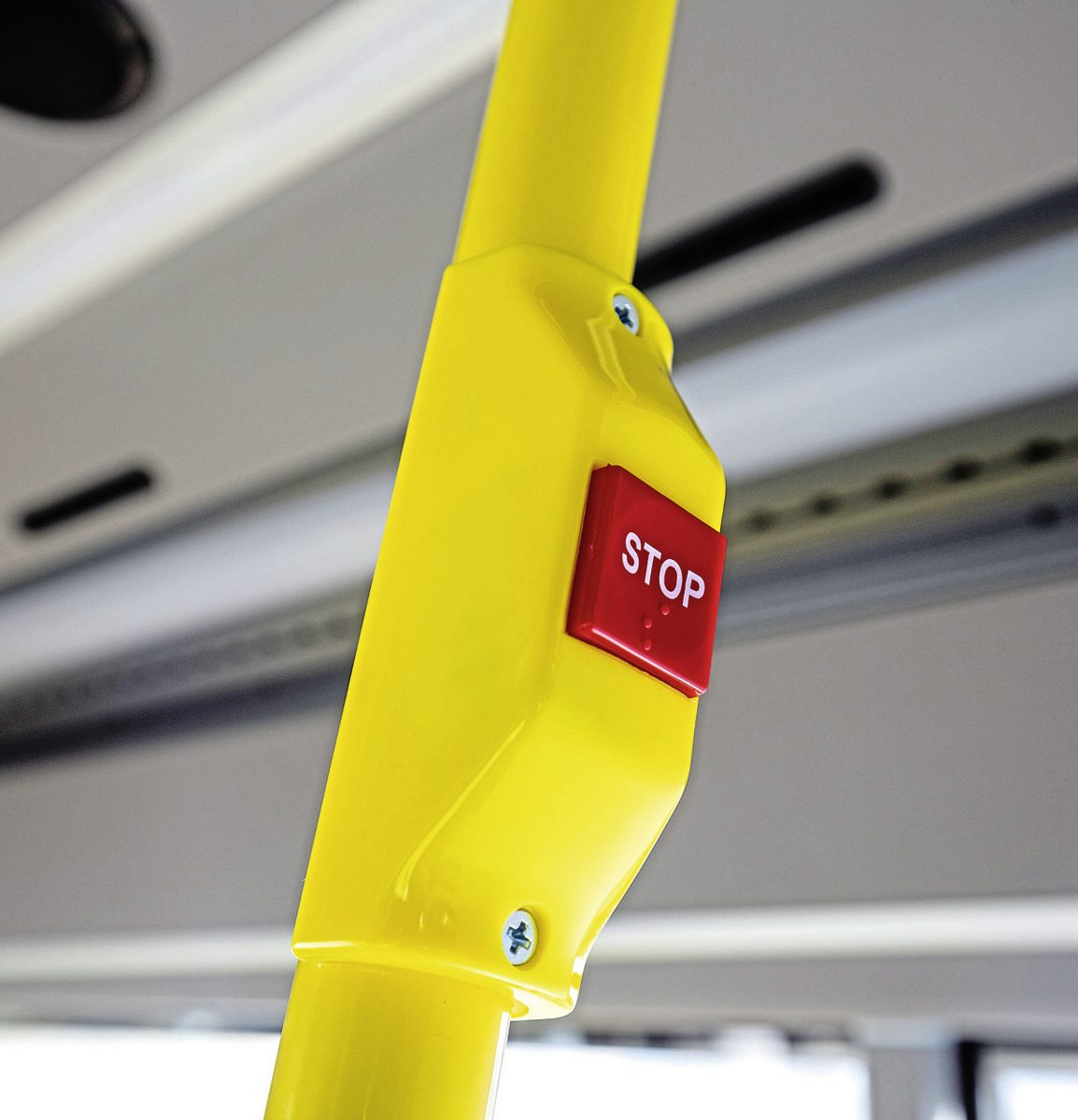 Features can be added to make it appear more like a regular service bus rather than a minibus