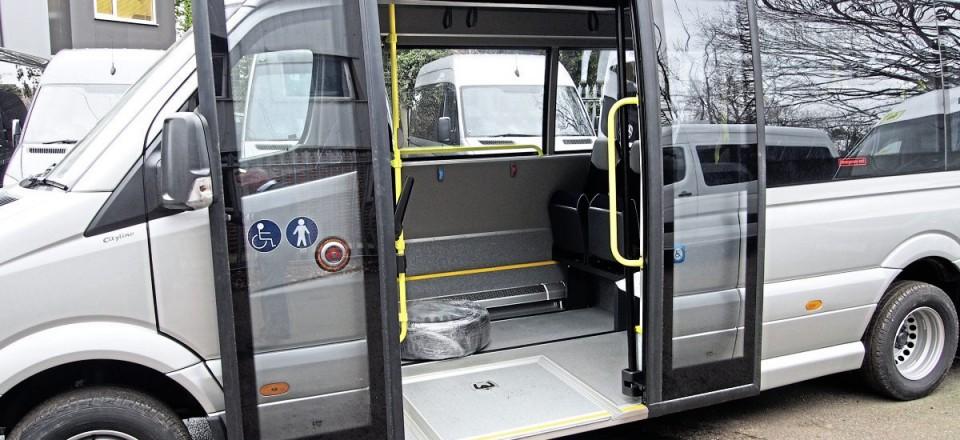 Masats rapid-sliding double door enables speedy access and egress
