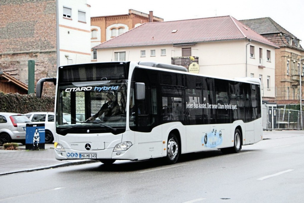 Promising a TCO reduction of up to 8.5 per cent, the Citaro hybrid costs €11,000 (£9,700) more than a standard diesel example