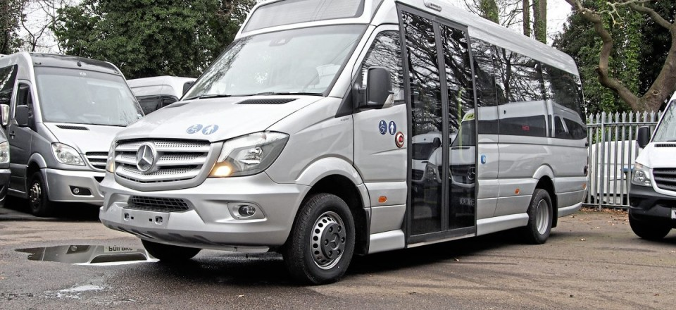 There may be a bright future ahead for EVM's lowfloor Sprinter range