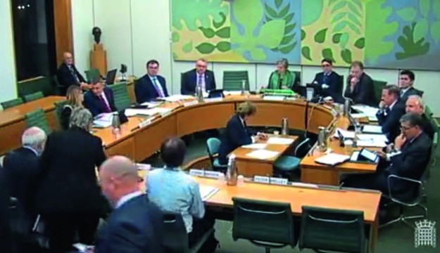 Section 19: Transport Select Committee report recommends change
