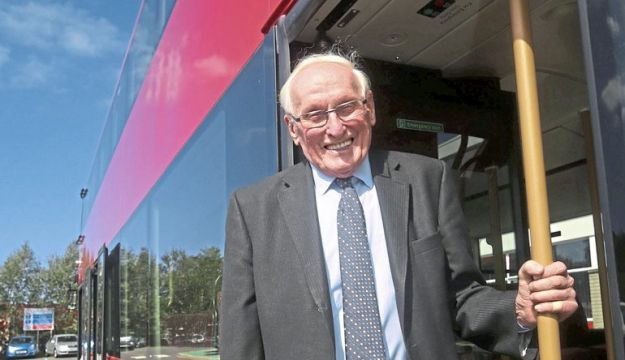 Wrightbus founder gets knighthood in New Year's Honours