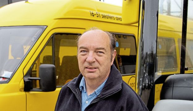 Norman Baker leaves Big Lemon