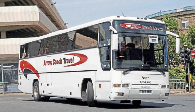 Arrow Coach Travel ceases trading