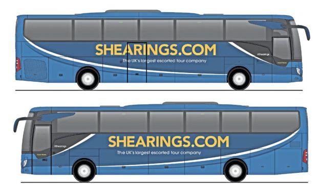 Shearings adding 30 Tourismos to its fleet