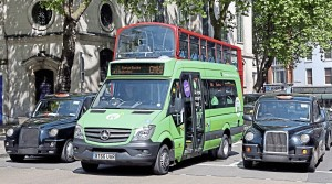 London explores demand responsive services