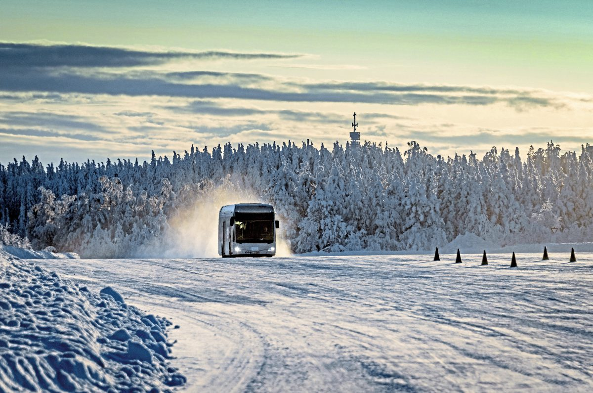 Extensive winter testing has been carried out within the Arctic Circle as well as summer testing in the Sierra Nevada