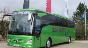 Greenline adds Tourismo