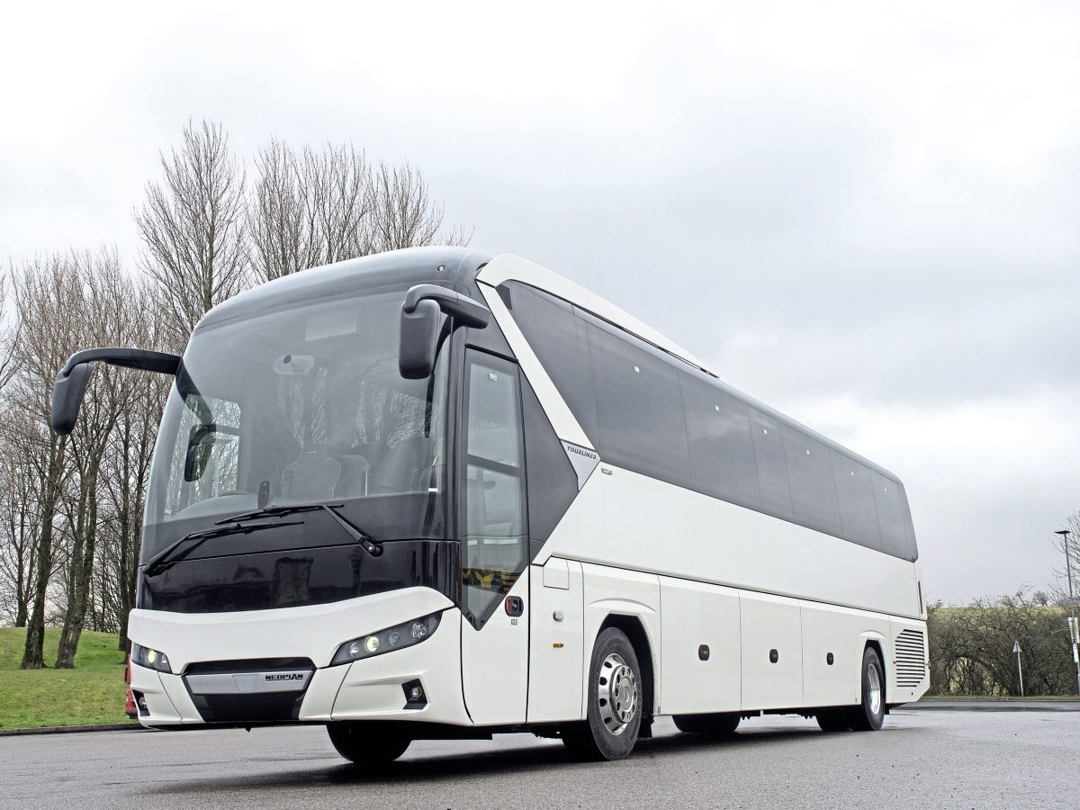 Tourliner has poise at any angle