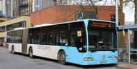 Coventry says farewell to the bendy bus