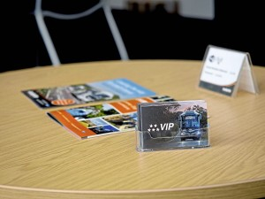 VIP coach services
