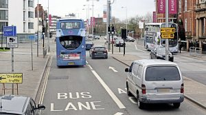 Plans for car-sharers in Manchester bus lanes criticised
