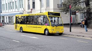Bus bonds success for Big Lemon