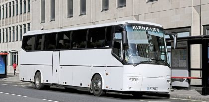 Parnham Coaches of Wiltshire closes