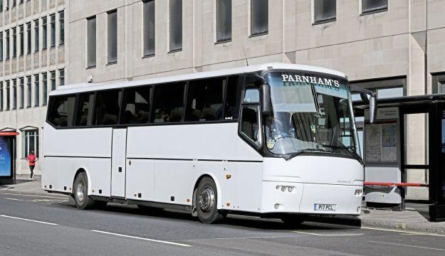 Parnham Coaches of Wiltshire closes