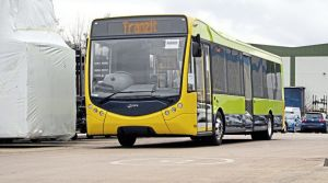 Optare casts its eyes overseas