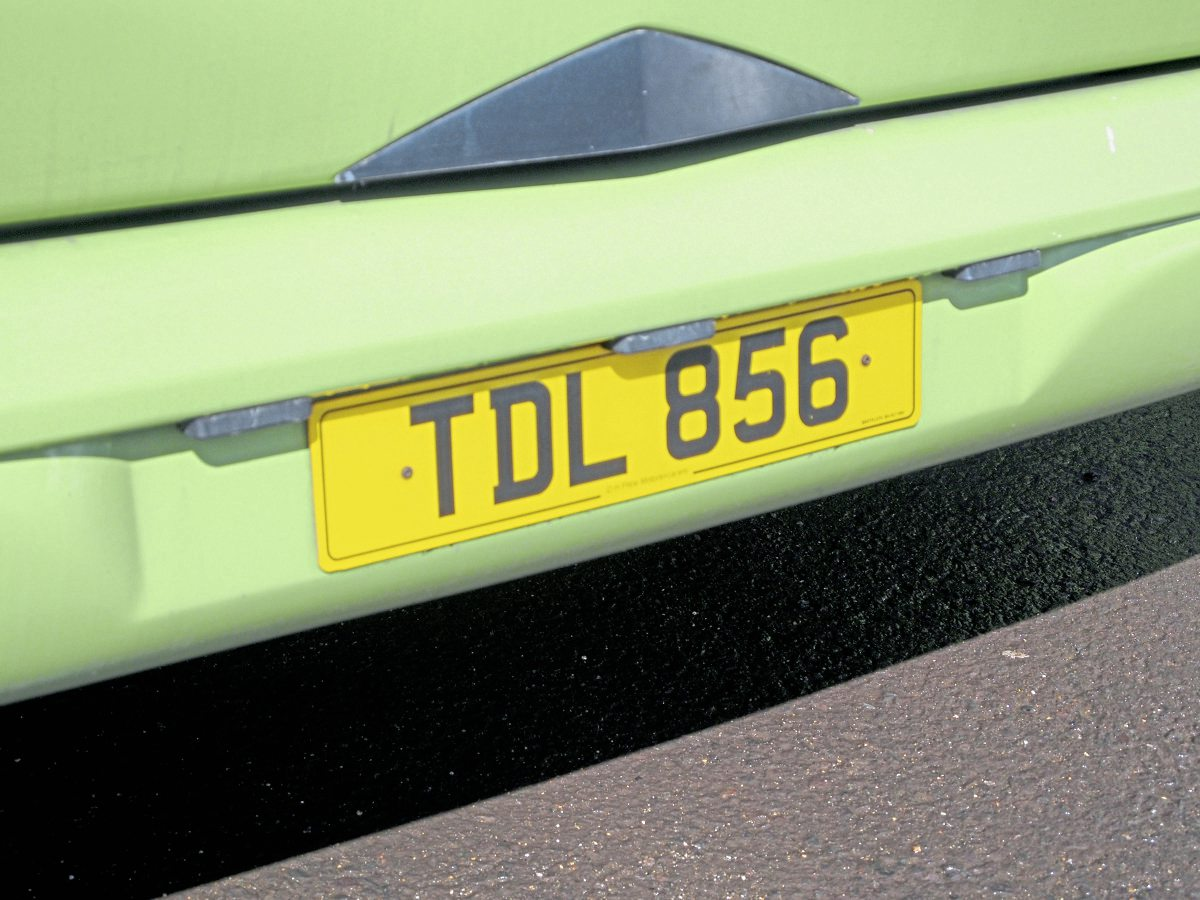 The operator has several of Isle of Wight cherished number plates, which it proudly displays on its fleet