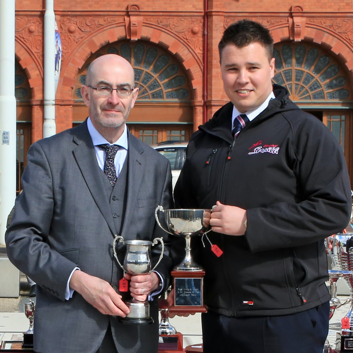 Alan Goodwin Trophy for highest placed operator in all classes - Howard Snaith Coaches