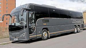 Lothian launches into tourist coach market