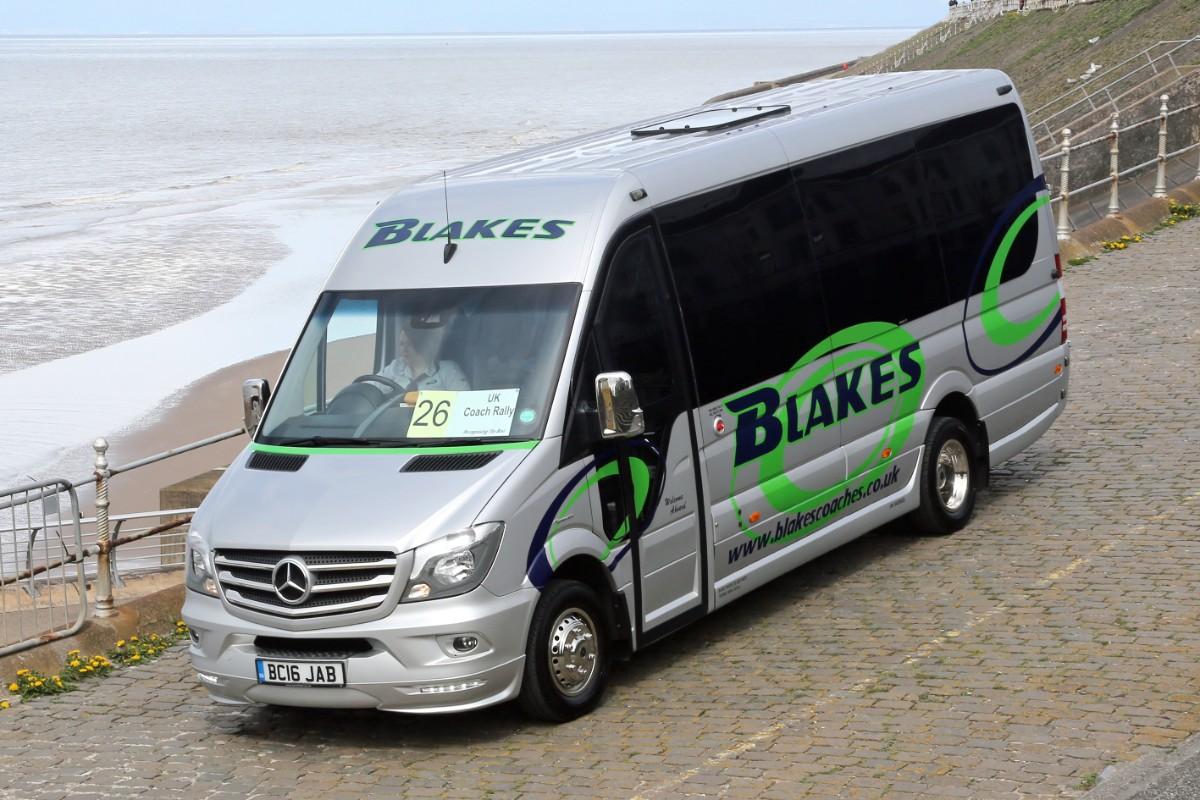 Blakes Coaches - EVM Sprinter X-Clusive