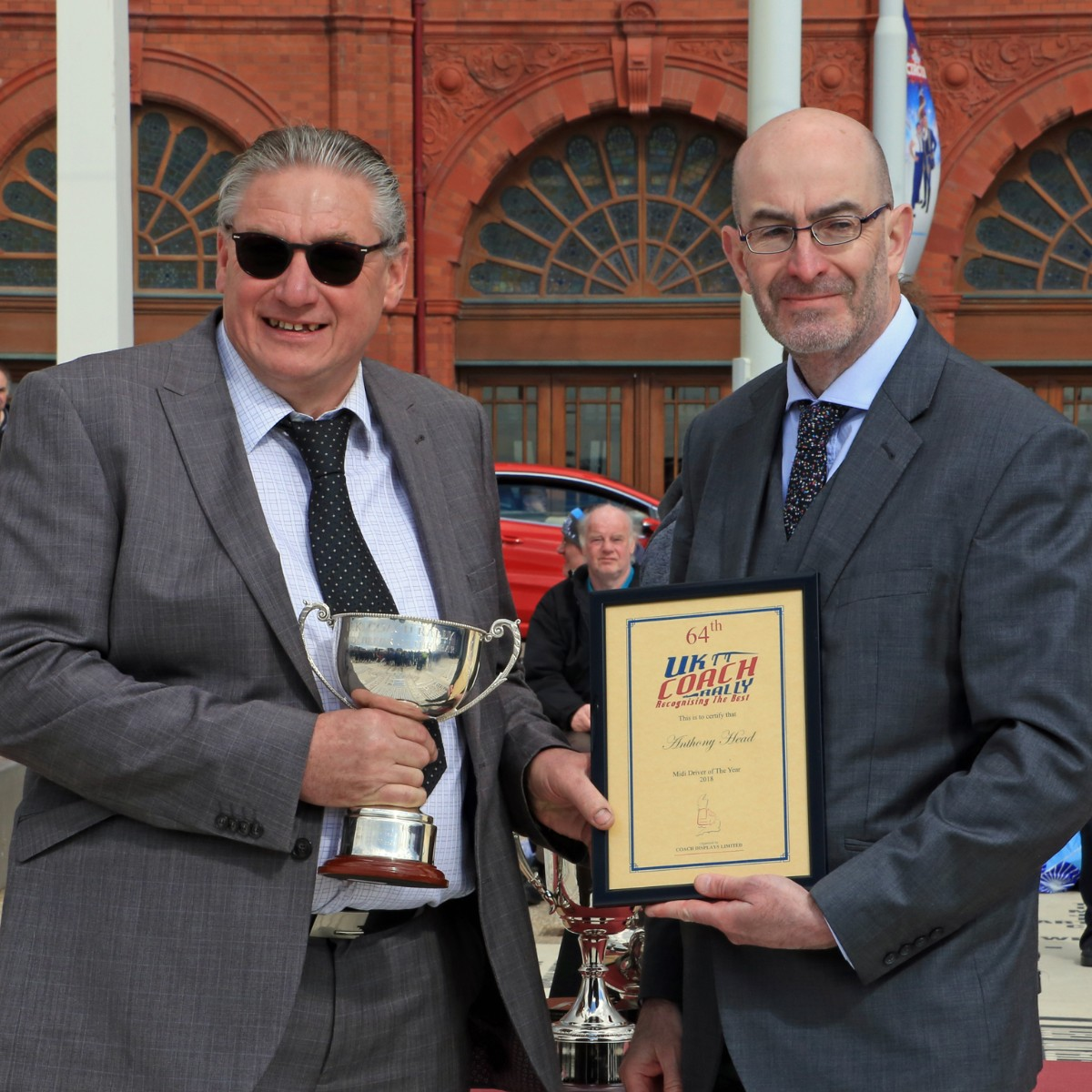 Midi Driver of the Year - Anthony Head, AH Sleeper/Decker Bus