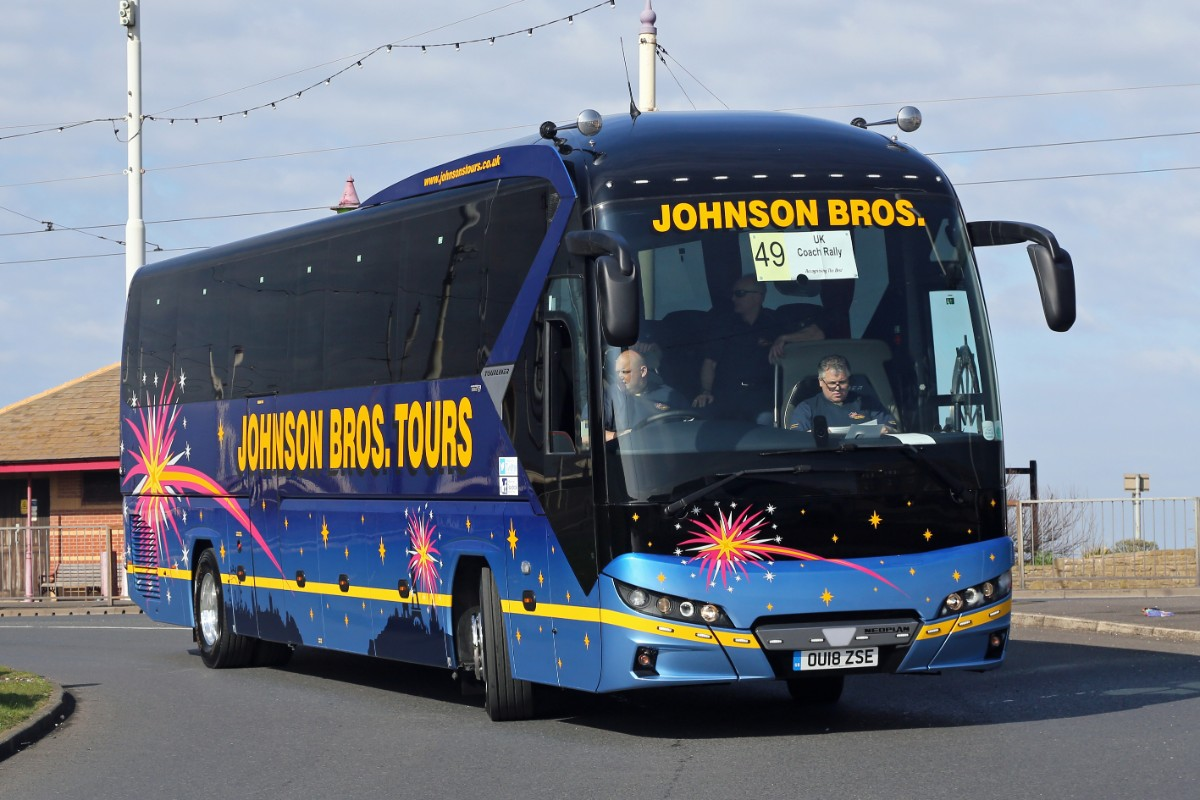 Johnson Bros Tours - Neoplan Tourliner