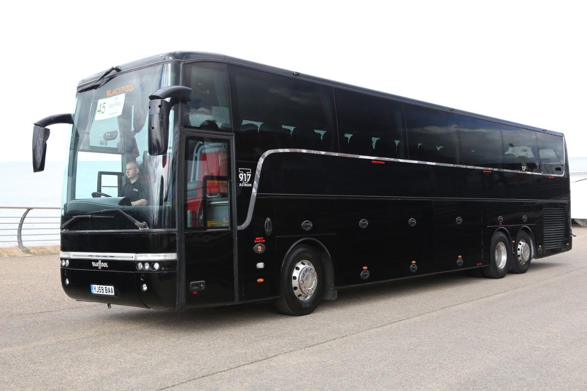 MJ Forsyth Travel - Van Hool T917 Astron