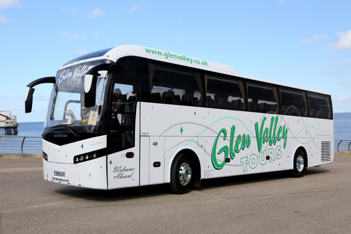 Glen Valley Tours - Jonckheere JHV
