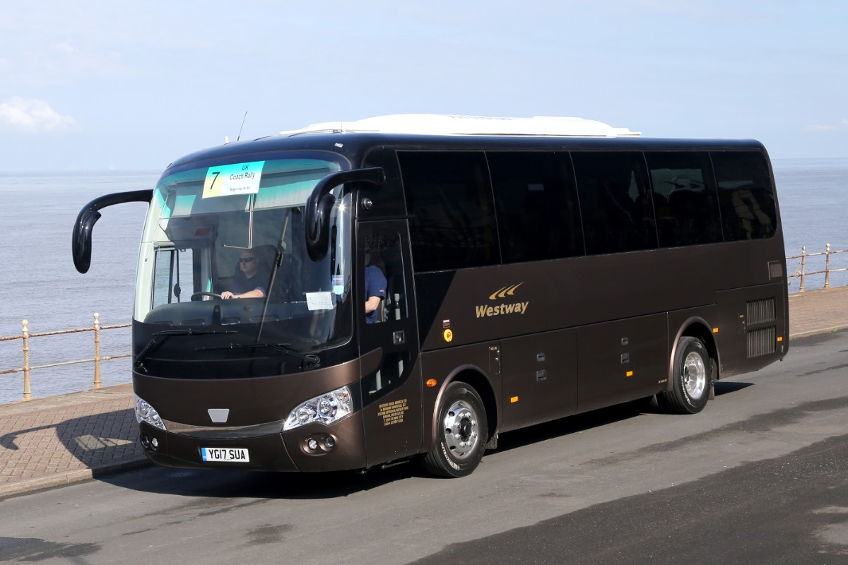 Westway Coach Services - Yutong TC9