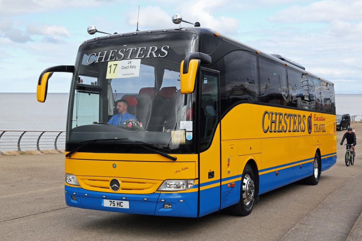 Chesters Coaches - Mercedes-Benz Tourismo
