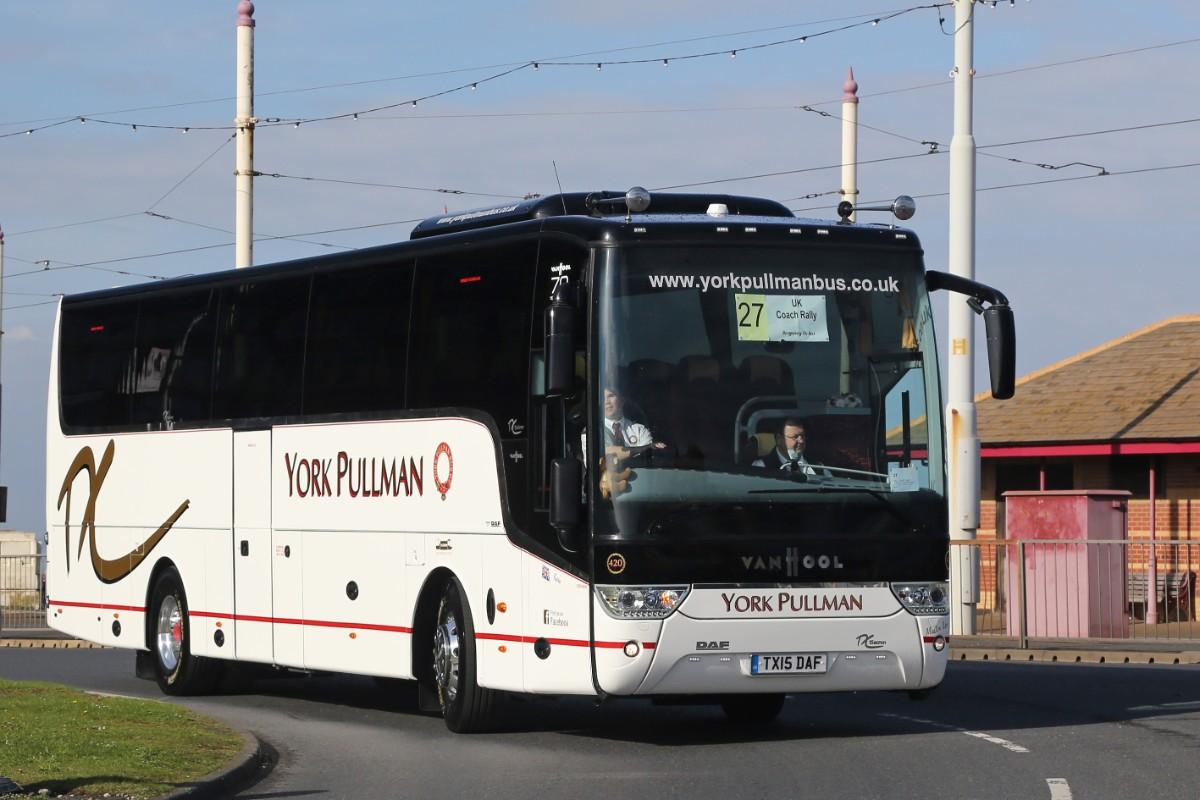 York Pullman - Van Hool T915 Acron
