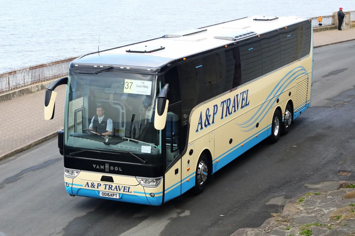 A&P Travel - Van Hool TX16 Acron