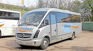 Holmes pulls out of local services
