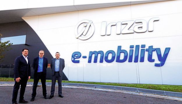 Irizar UK expands bus team as it focuses on e-mobility