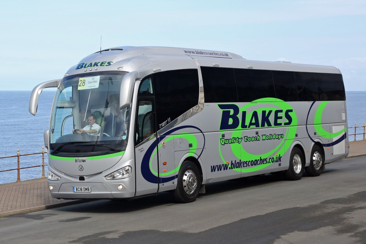 Blakes Coaches - Irizar i6 Integral