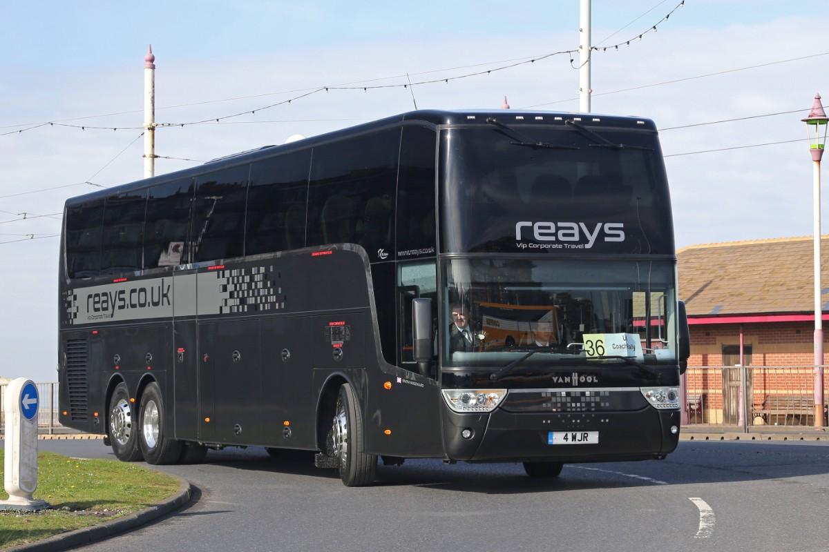 Reays Coaches - Van Hool TX17 Altano