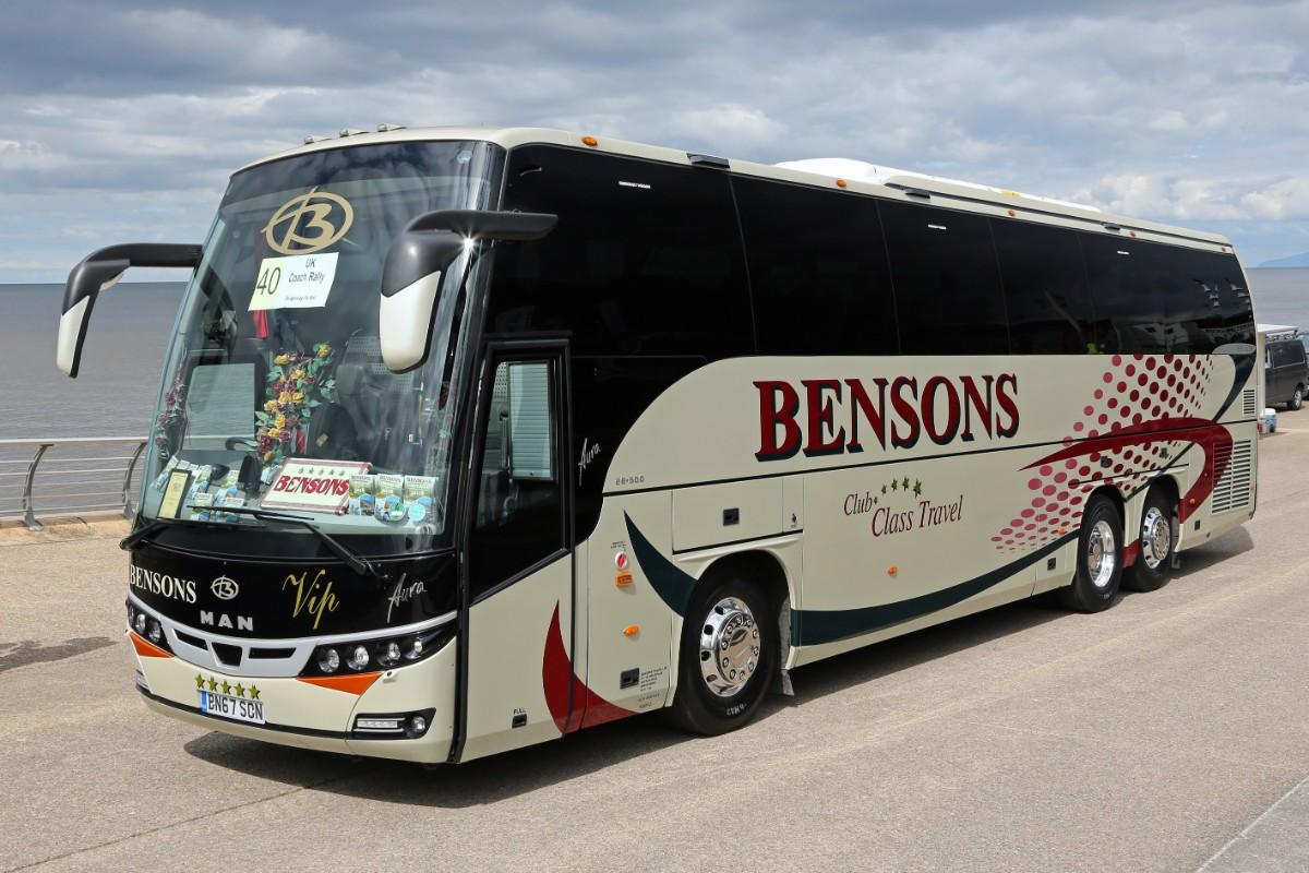 Bensons Travel - Beulas Aura