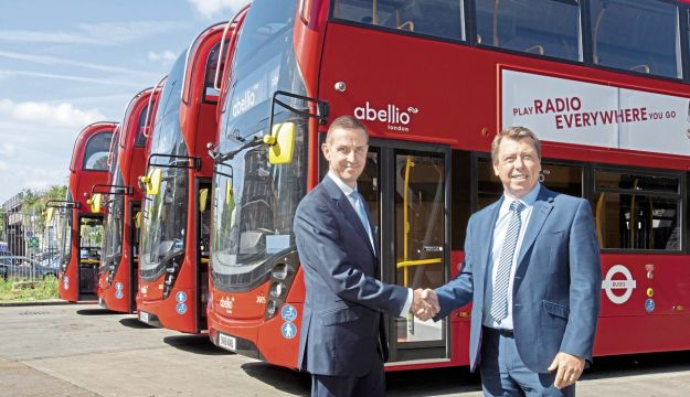 ADL and Abellio alliance strengthens