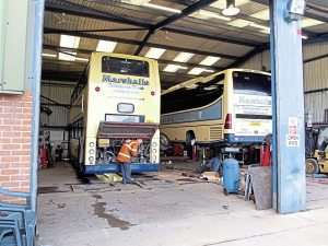 High vehicle maintenance standards is one of the Guild's requirements
